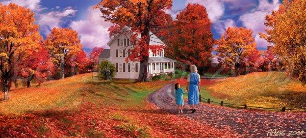 Equinozio d' autunno