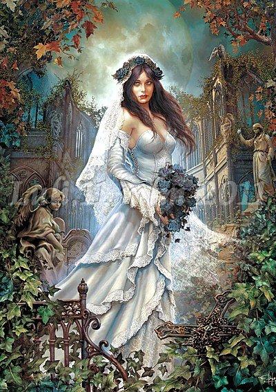 La canzone di marinella sposa dark (luli.11 mlm 2011)