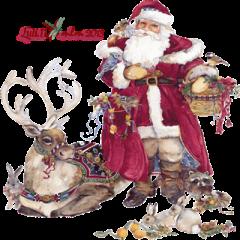 I colleghi della Befana - Babbo Natale - Luli.11 mlm 2013