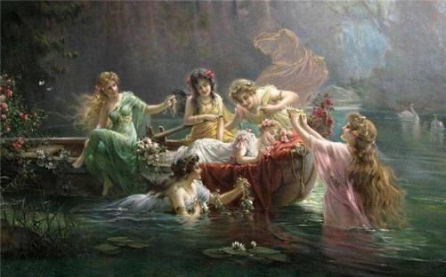 lady primavera danzano