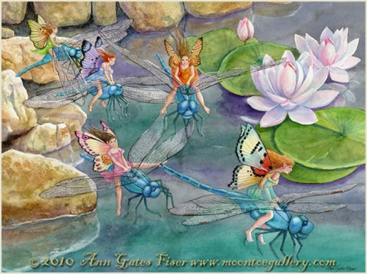 dragonfly Ann Gates Fiser