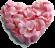 cuore petali