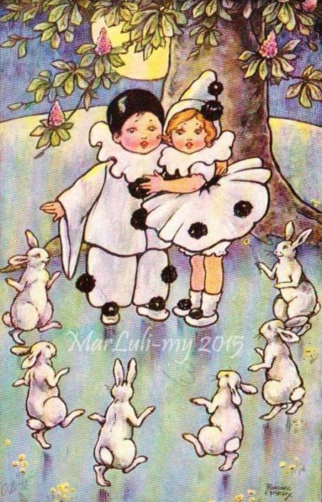 Pierrot & Pierrette