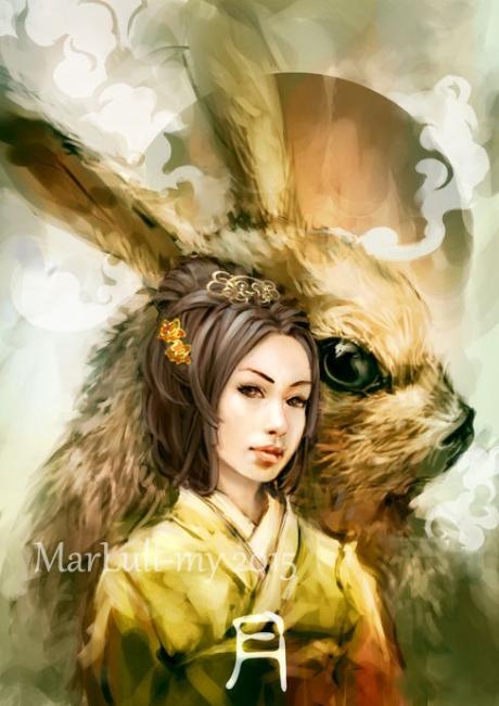 Chang'E&Rabbit
