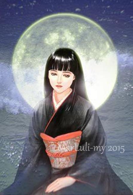 Changgiapponesina mare luna