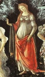 botticelli Venere, simbolo neoplatonico dell_amore più elevato